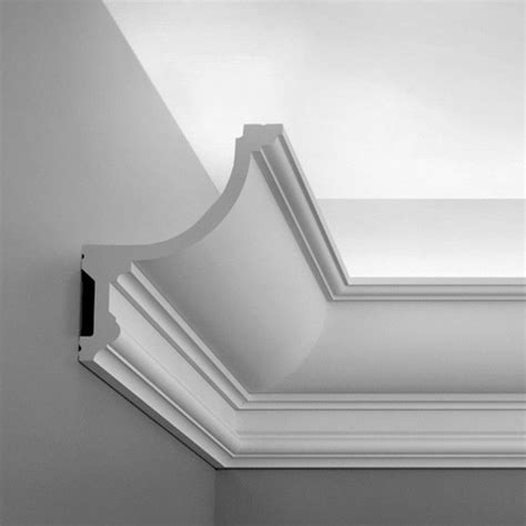 ceiling light crown molding crown molding with built in led uplighting oracdecor