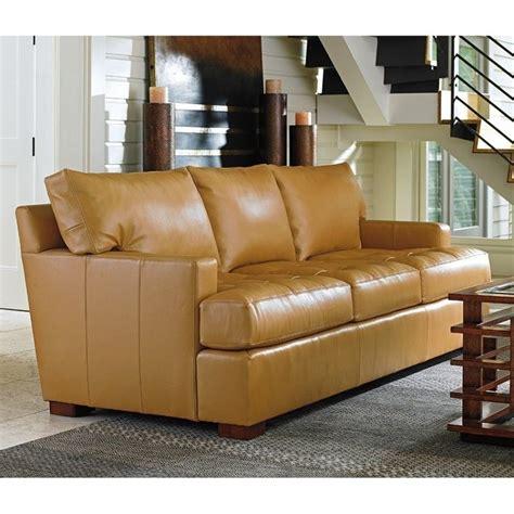 tommy bahama leather sofa tommy bahama island fusion osaka leather sofa in supple