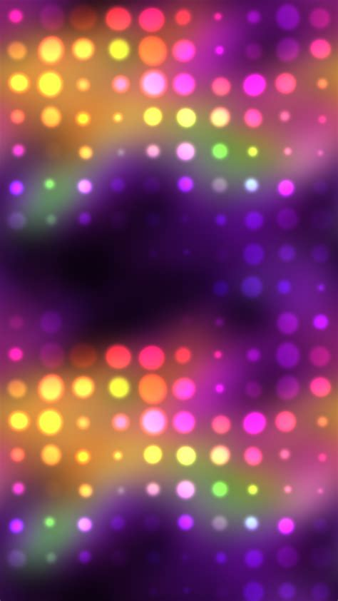 lights for your phone color lights hd wallpaper for your mobile phone