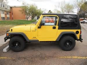 find used 2004 jeep wrangler sport 4 0l 6 cyl 5 speed