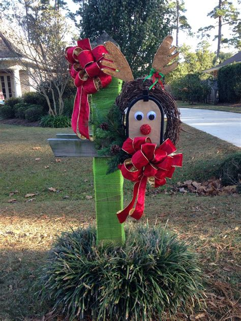 best 25 mailbox decorating ideas on pinterest