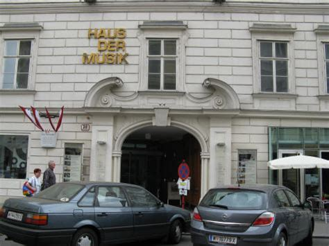 house of music vienna music house in vienna austria haus der musik