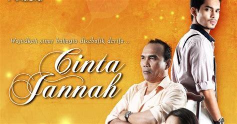 film cinta jannah malaysia drama cinta jannah tv3 episod 13 irtvstage