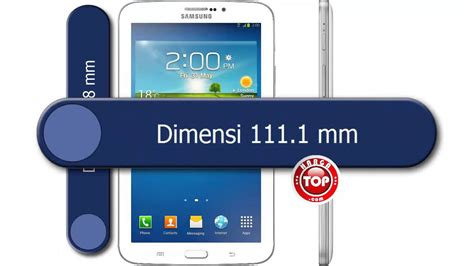 Dan Spesifikasi Samsung Tab 3 7 0 P3200 samsung galaxy tab 3 7 0 tablet android harga dan