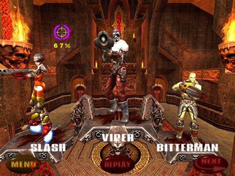 quake iii arena screenshots for quake iii arena full version pc game free download run4games