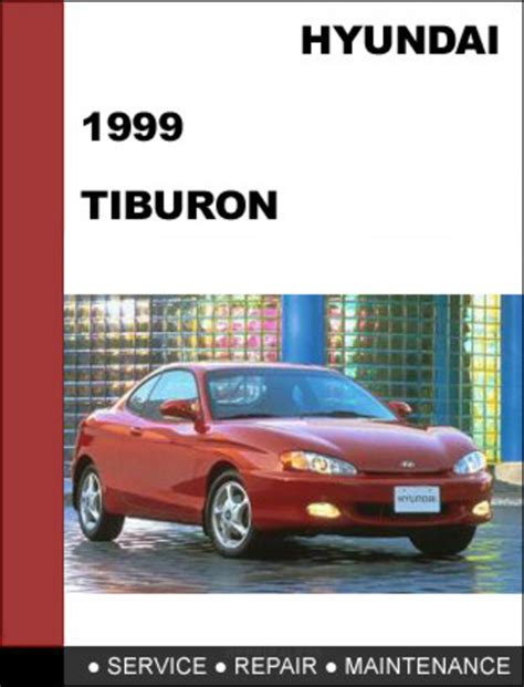 book repair manual 1998 hyundai tiburon auto manual hyundai tiburon 1999 factory service repair manual download downl