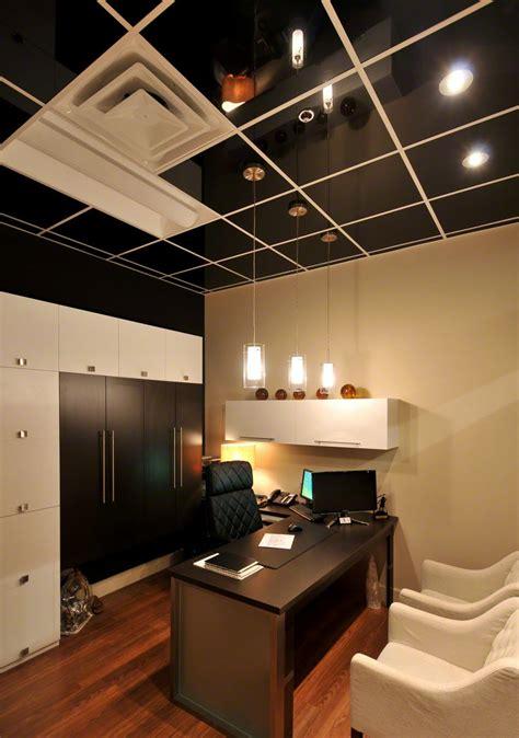 faux plafond bureau d 233 co plafond platre