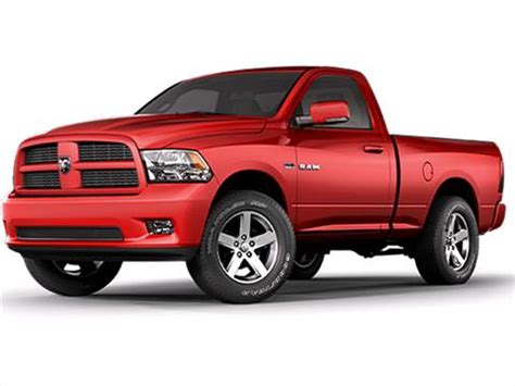 Dodge Ram 1500 Regular Cab   Pricing, Ratings, Reviews