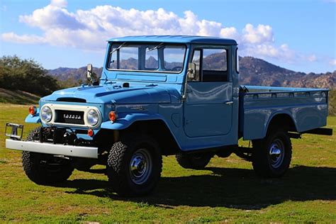 Vintage Toyota Land Cruiser For Sale Toyota Vintage Land Cruisers Sale