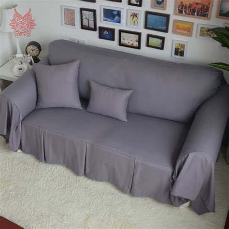 grey slipcover sofa gray sofa covers gray sofa slipcover from bed bath beyond