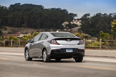 2016 Chevy Volt by 2016 Chevrolet Volt Review Drive