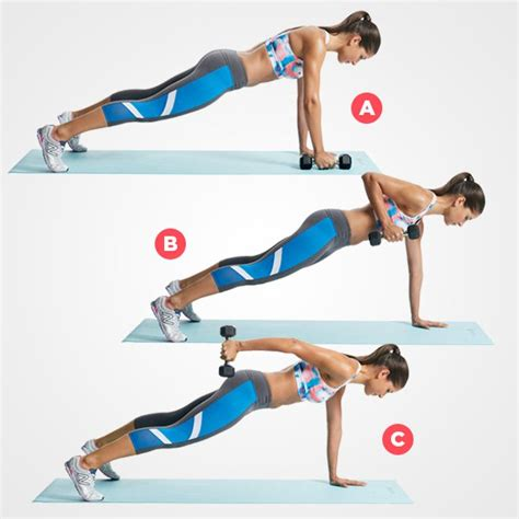 weighted ab exercises build the