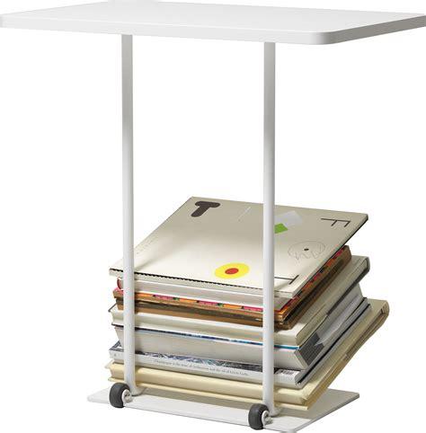 design magazine rack uk magazine table end table magazine rack white by design
