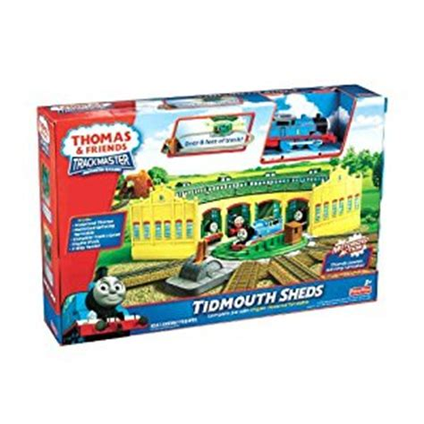 Trackmaster Tidmouth Sheds Playset by And Friends Trackmaster Tidmouth Sheds Playset Ebay