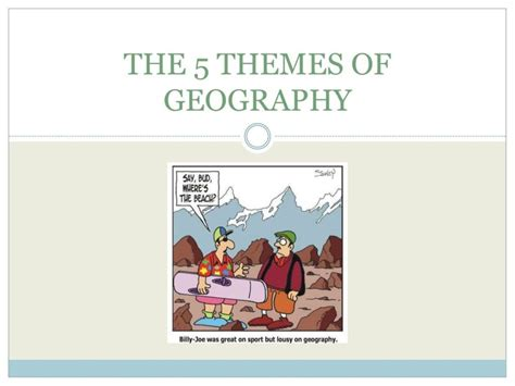 5 themes geography games the 5 themes of geography 11708485 by tbonnar via