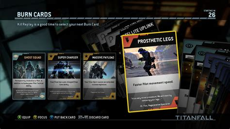 titanfall burn card template titanfall review my buddy polygon