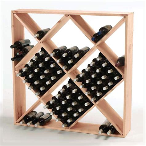 Wine Rack Home Depot by Wine Enthusiast 120 Bottle Floor Wine Rack 640 12
