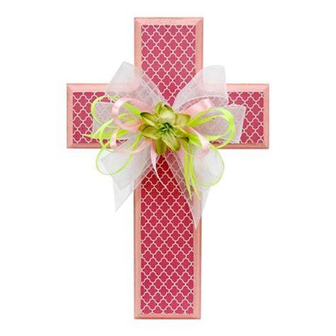 ideas para decorar cruces de madera para baurizo cruces de madera decoradas para bautizo imagui