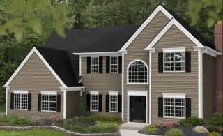 Exterior House Dark Color Ideas » Home Design 2017