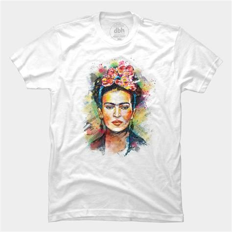 design by humans frida frida kahlo t shirt by tracieandrews design by humans