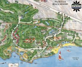 waikoloa resort condo map this is a map of the waikoloa resort it shows all the