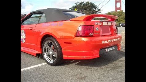 2004 mustang hp 2004 ford mustang roush stage ii convertible 385 hp