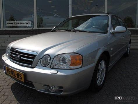 2005 Kia Magentis 2005 Kia Magentis 2 5 V6 Lpg G3 Aut Leather Schuifdak