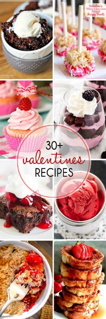 valentines desserts for 30 s day desserts dinners dishes and