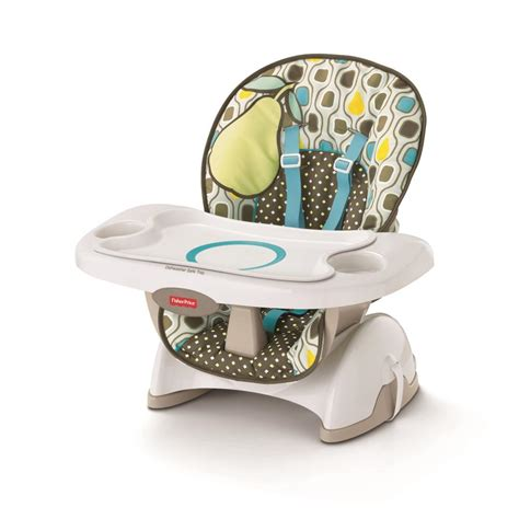 high chair space saver fisher price deluxe spacesaver high chair neutral