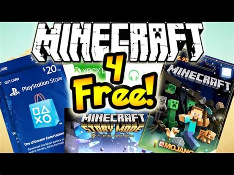 Minecraft Realms Gift Card - full download get free psn gift cards and xbox cards steam cards minecraft servers