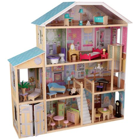 toddler doll houses large kidkraft majestic dollhouse for your perfect little girl modern baby toddler