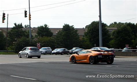 Lamborghini Nc Lamborghini Gallardo Spotted In Carolina