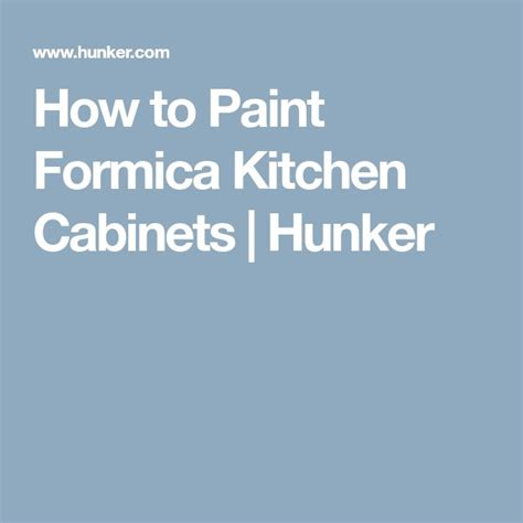 how to paint formica kitchen cabinets best 25 formica cabinets ideas on laminate