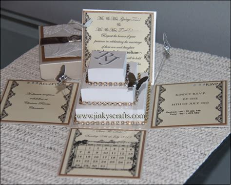 diy bling wedding invitations wedding gallery