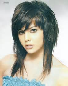 fashion shaggy hairstyle shaggy hairstyles for women