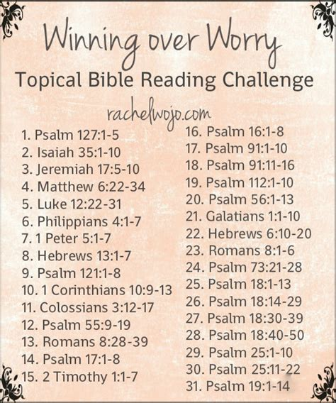faith fear bible study lettering and watercolor books winning worry topical bible reading challenge