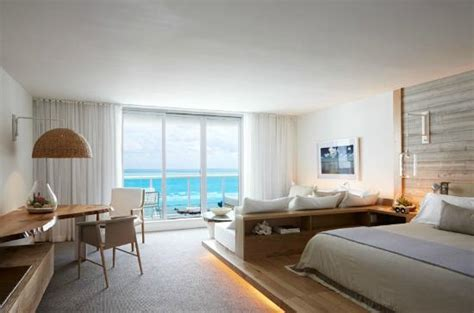 2 bedroom hotel suites in south beach miami ocean front one bedroom suite with balcony picture of 1