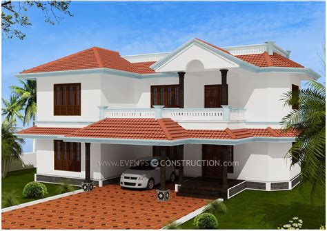 kerala home design may 2014 evens construction pvt ltd simple kerala house design