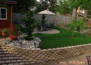 backyard renovation backyard makeover tried something different lawn landscape