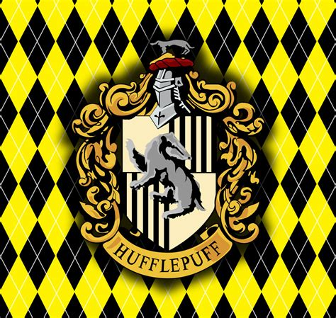 harry potter home inspiration hufflepuff simple vegan