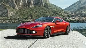 How Much Are Aston Martin New Aston Martin Vanquish Zagato 163 500 000 And Already