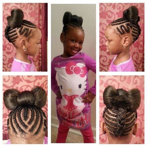 natural braid styles for black hair for kids hair style girls braiding hairstyles for kids trendyoutlook com