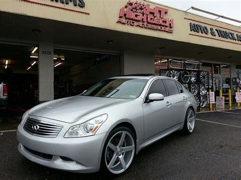 Infinity Auto Tint Houston by Silver G37 Houston Car Stereo Hight Tech Auto
