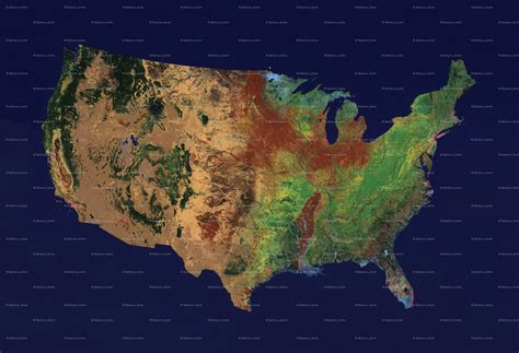 us topographic map topographic map us