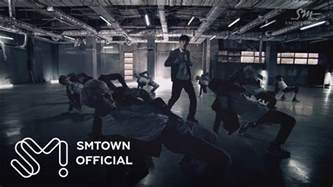 grow l exo 으르렁 growl music korean ver