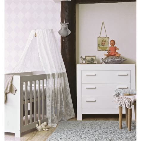 chambre enfant bois massif chambre b 233 b 233 essentielle bois massif blanc aaroblck02