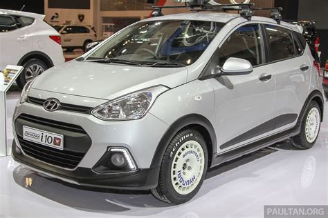 giias 2015 hyundai grand i10 x suv styled city car