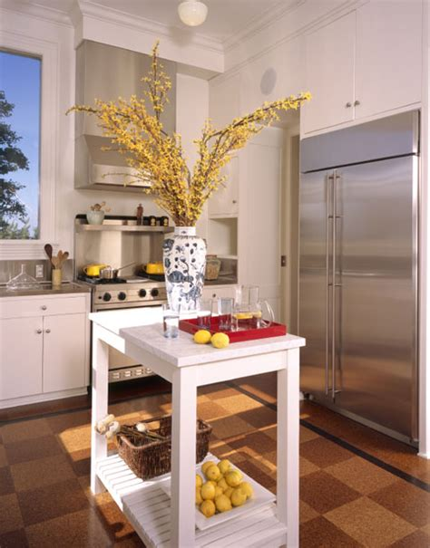 Kitchen Island Design For Small Kitchen by Small Kitchen Island In Small Kitchen Small Kitchen