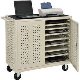 laptop cabinets for schools computer furniture laptop charging carts cabinets