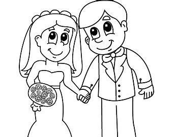 Printable And Groom Coloring Pages by And Groom Coloring Pages Printable Coloring Image